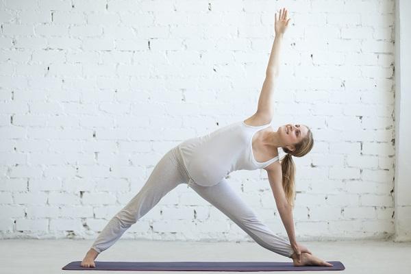 йога беременности