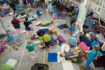 болезнь паркинсона и йога