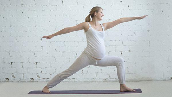 Йога для успешного зачатия ребёнка